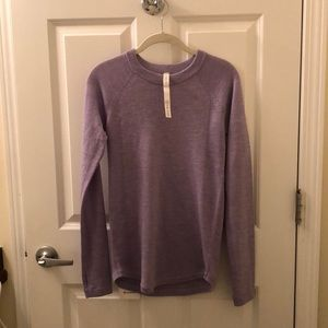 Lululemon Sit in Lotus Sweater (New With Tags)